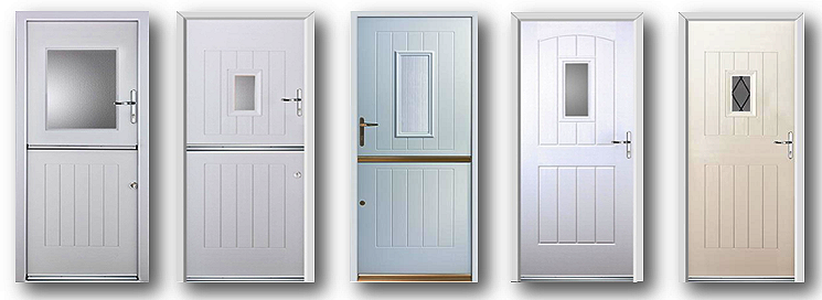 UPVC Cottage Doors