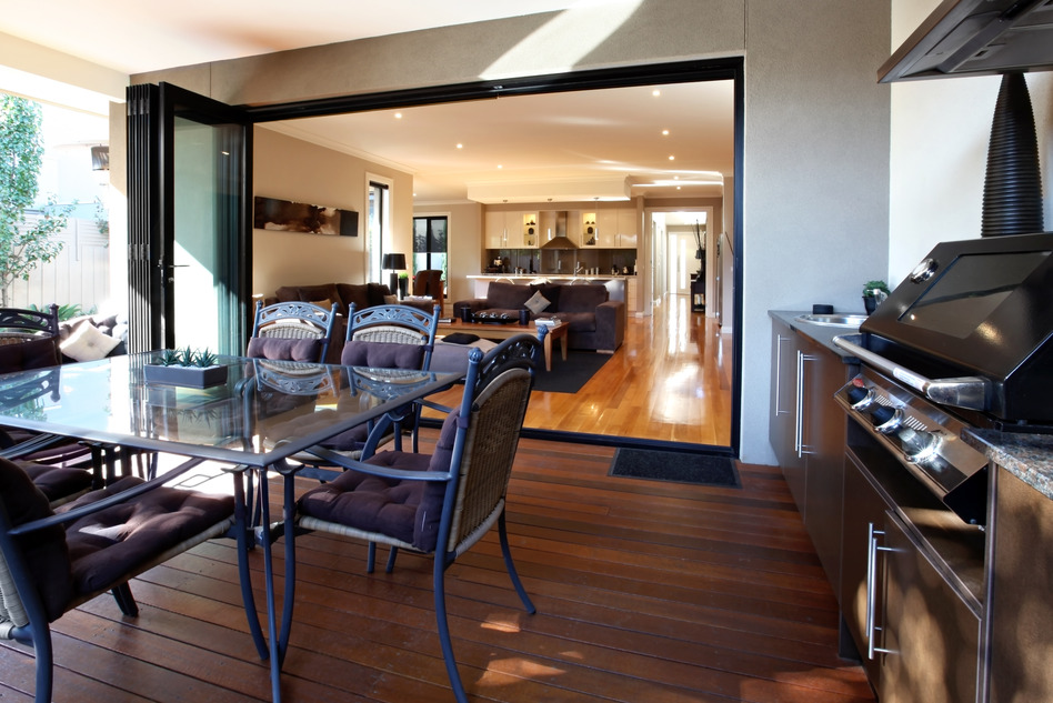 Bifold doors for your Patio and Living Room