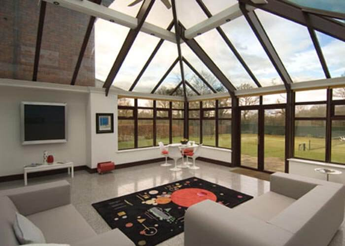 Double Glazing For a Conservatory